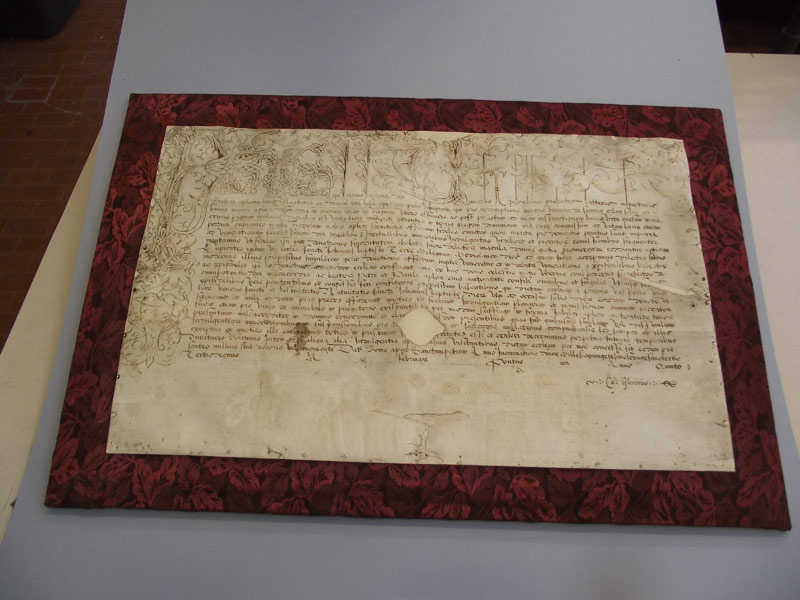 Indulgenze Plenarie Calendario.Archivio Storico Diocesano