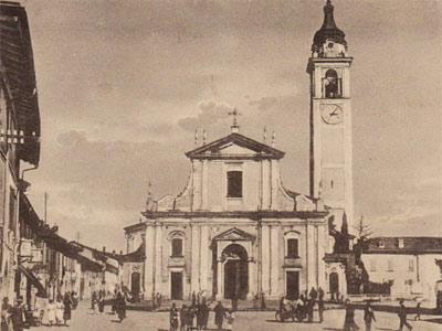 Castano Primo - Chiesa Propositurale
