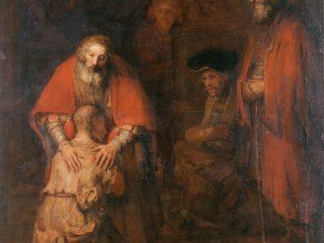 """A Varese il """"Padre misericordioso"""" di Rembrandt"""