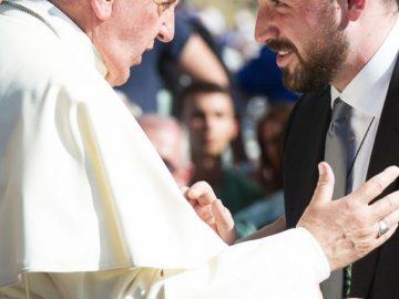 """L'invito di Francesco: passare dalla """"convenzione"""" alla """"convinzione"""""""