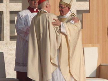 Scola: «Perché il popolo ama questo Papa»