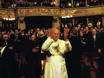 Le due visite di papa Wojtyla a Milano