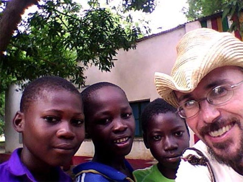 Comboniani - Giovani Impegno Missionario (GIM)