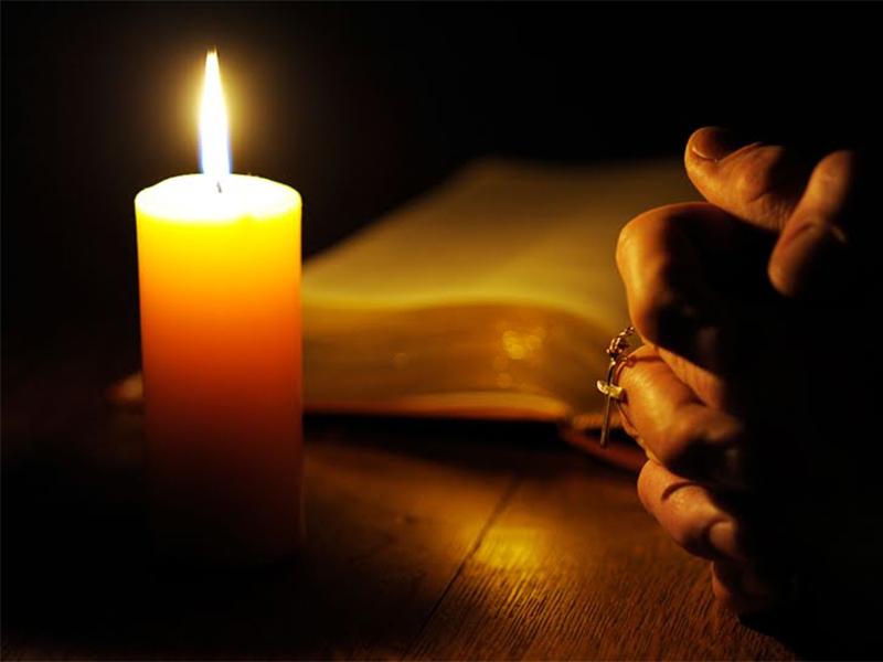 Comunit sorelle del signore - Stampabile la preghiera del signore ...