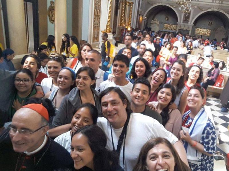 Giovani e Vescovo