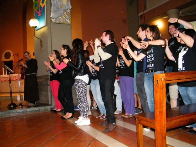 Gioventù Francescana Lombardia - Gifra