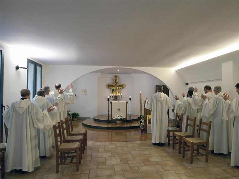 Monaci benedettini - Dumenza