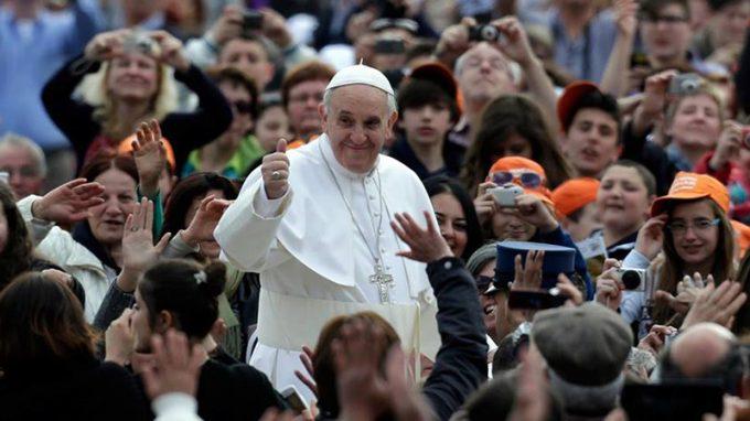 Risultati immagini per discorso papa francesco giovani 11 agosto circo massimo