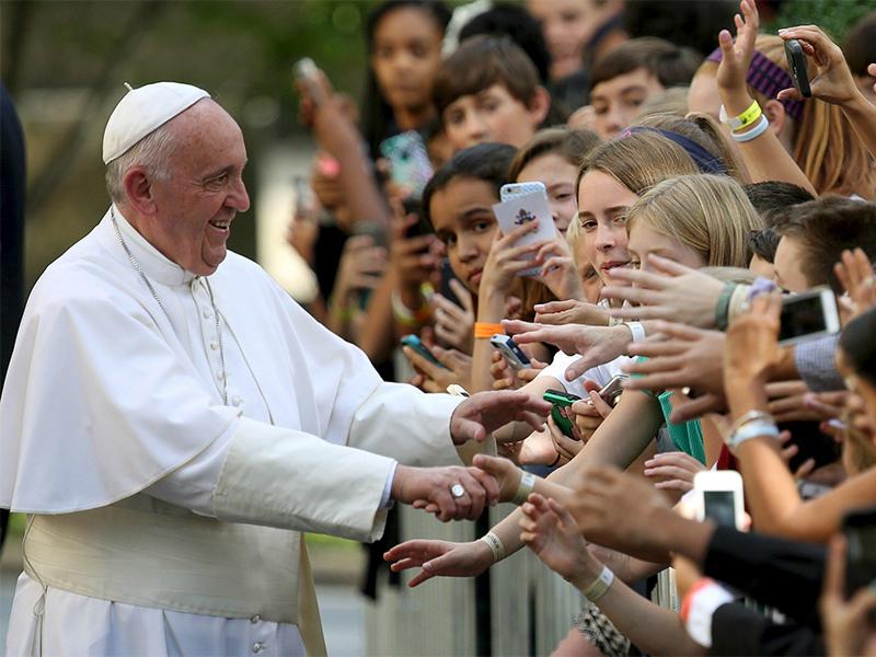 Giovani e Papa 4
