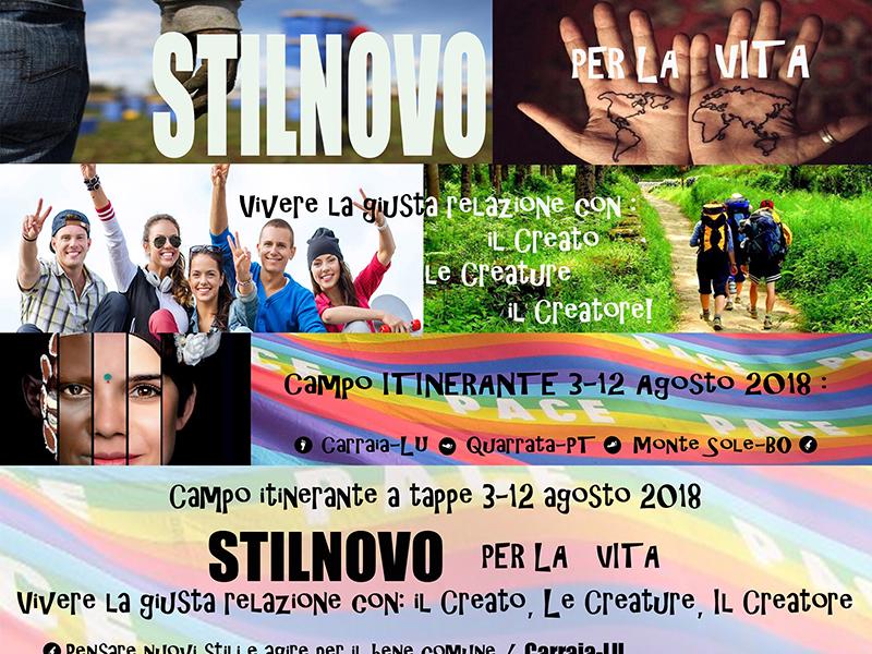 Famiglia Comboniana - Campo itinerante Stilnovo per la Vita
