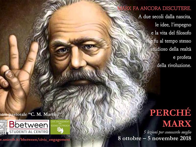 Locandina Perché Marx