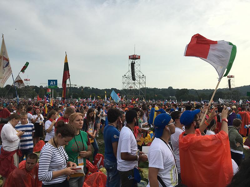 Giovani - XXXI GMG 2016 - Cracovia (3)