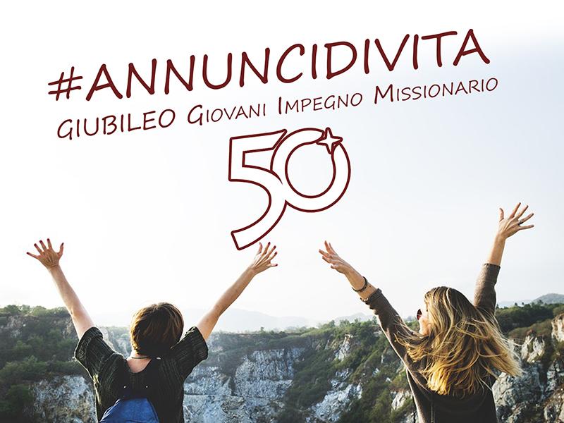Giubileo Giovani Impegno Missionario 2019