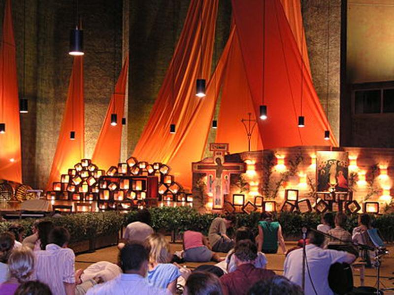 Comunità di Taizé - Preghiera