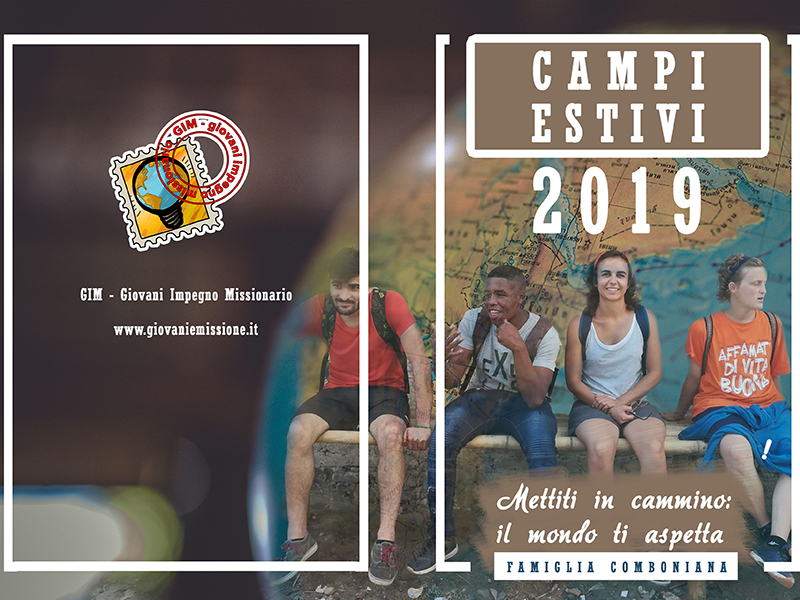 Famiglia Comboniania - Campi estivi 2019
