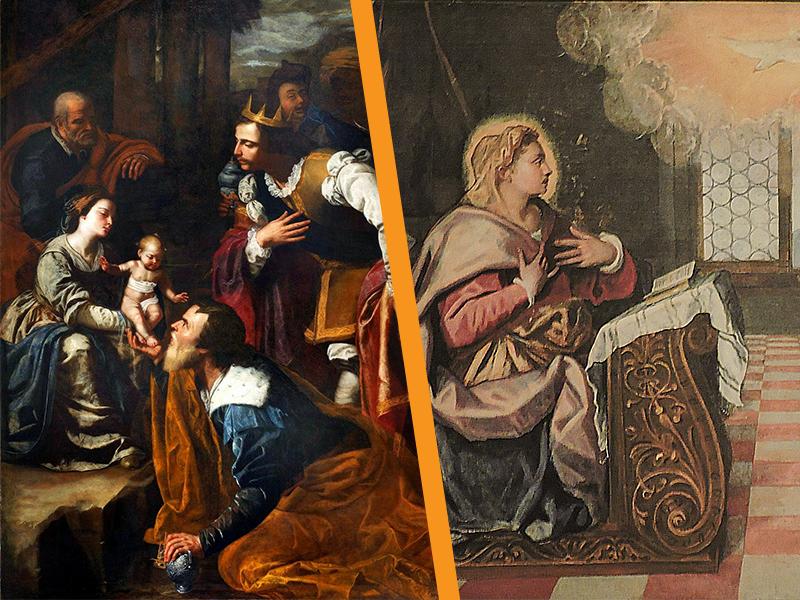 Avvento 2019 - Visite guidate - Gentileschi e Tintoretto