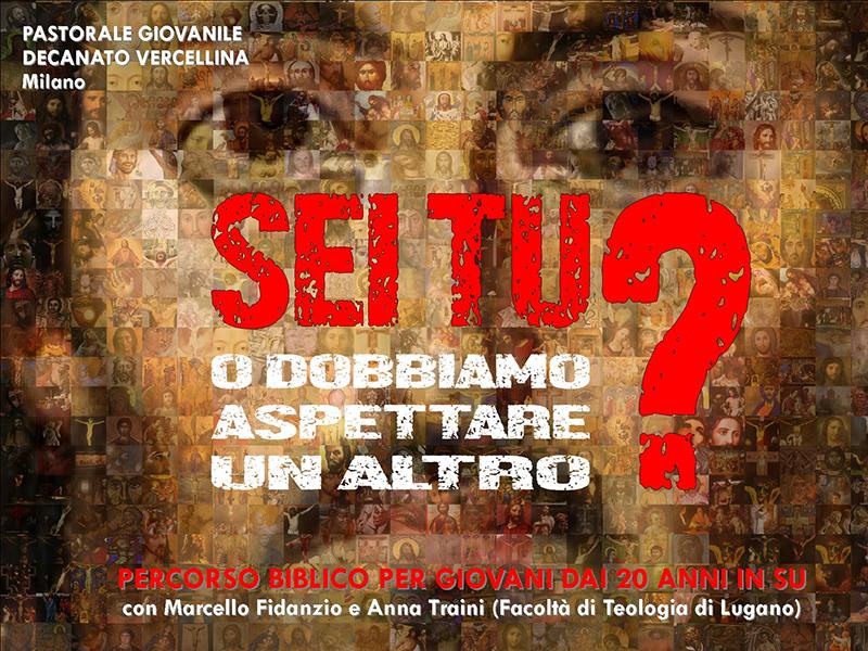 Decanato Vercellina - Percorso biblico 2019-2020