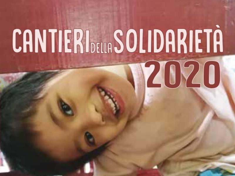 Cantieri della Solidarietà 2020