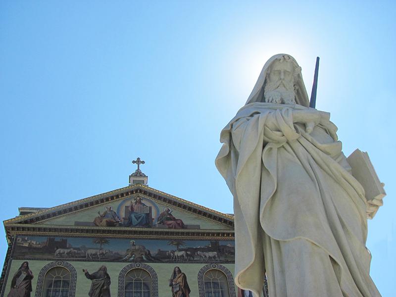 Paolo conquistato da Cristo