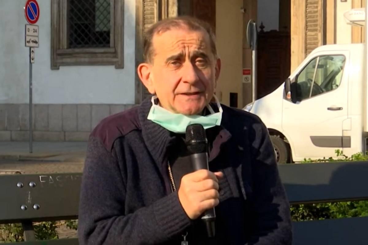 Arcivescovo Mario Delpini - Coronavirus