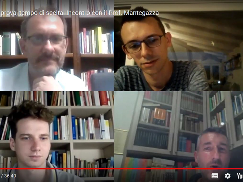 Mantegazza in dialogo con i giovani universitari (2)