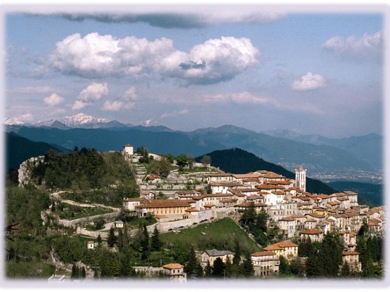 Monastero Romite Ambrosiane Sacro Monte Varese