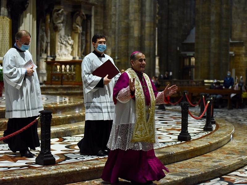 Traditio Symboli 2020 - Arcivescovo (1)