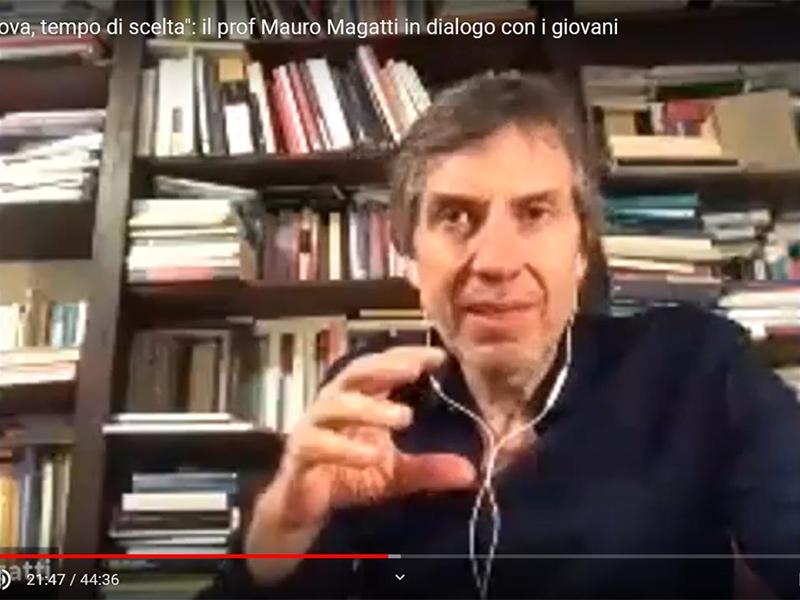 Immagine prof. Mauro Magatti