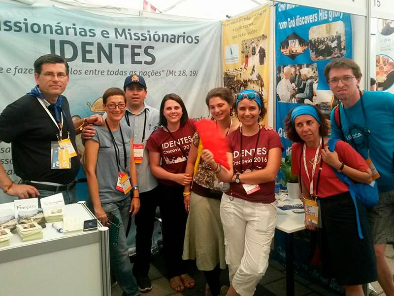 Missionarie e missionari identes