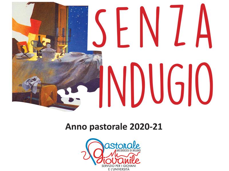 Servizio per i Giovani e l'Università - Anno pastorale 2020-2021