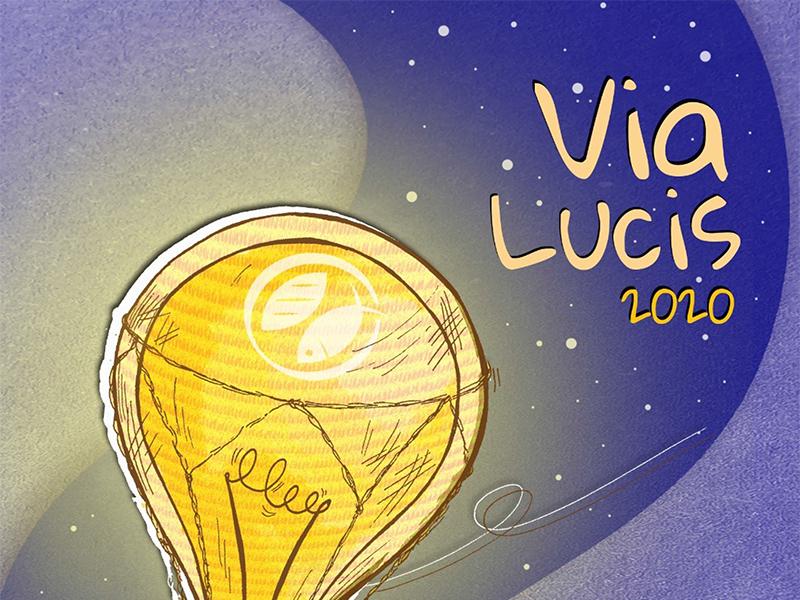 Via Lucis itinerante - 4-18 ottobre 2020