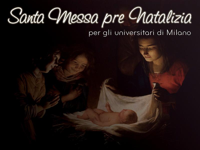 S. Messa prenatalizia 2020