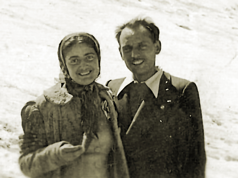 Carlo Bianchi moglie