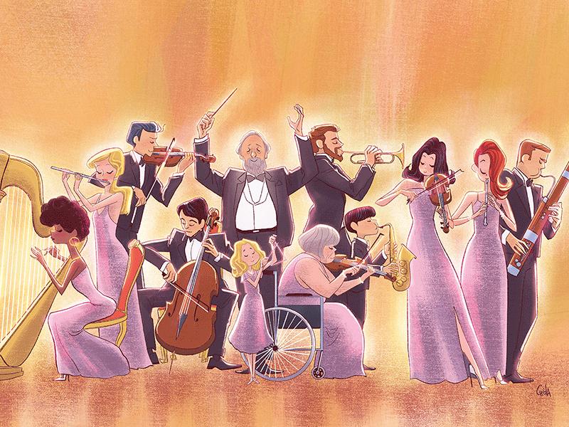 Orchestra-vocazione
