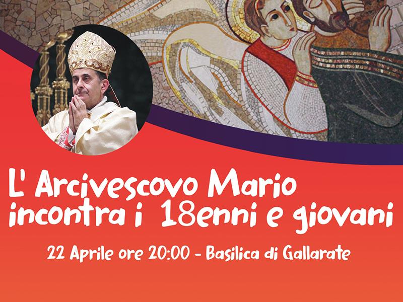Visita pastorale Arcivescovo - Decanato di Gallarate