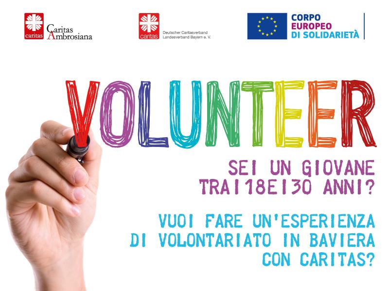 Caritas Ambrosiana - Come and care with us