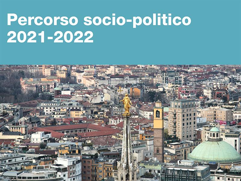 Immagine Percorso socio-politico 2021-2022