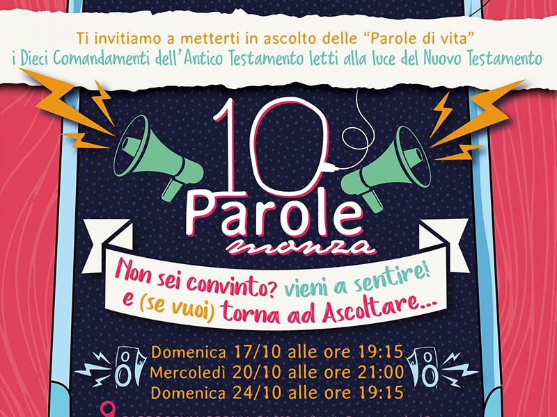 10 Parole - Monza - Sito