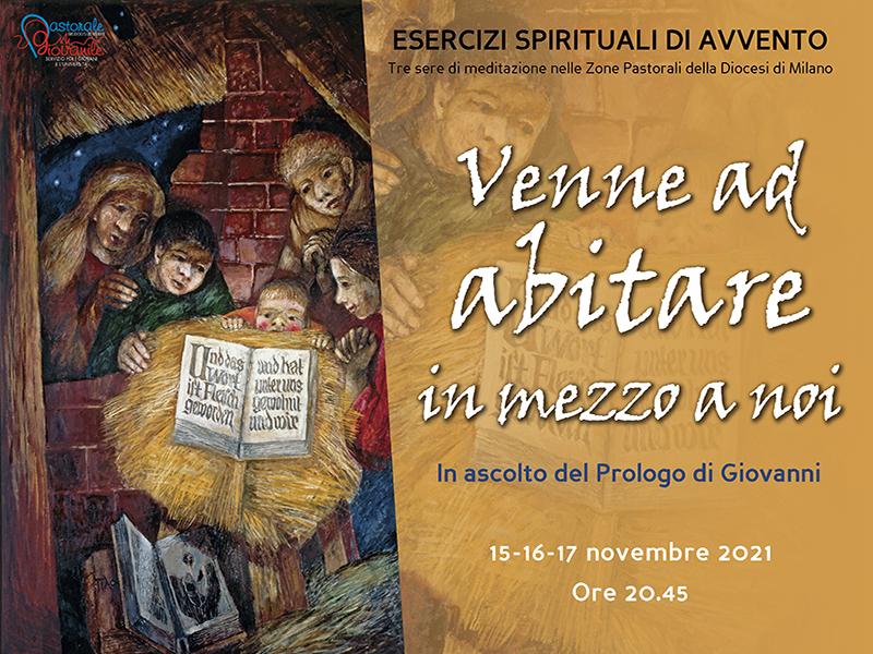 Esercizi spirituali Avvento 2021 - Sito
