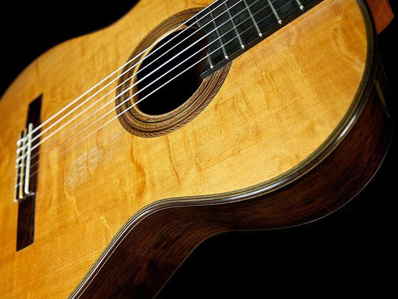 Hauser-guitar