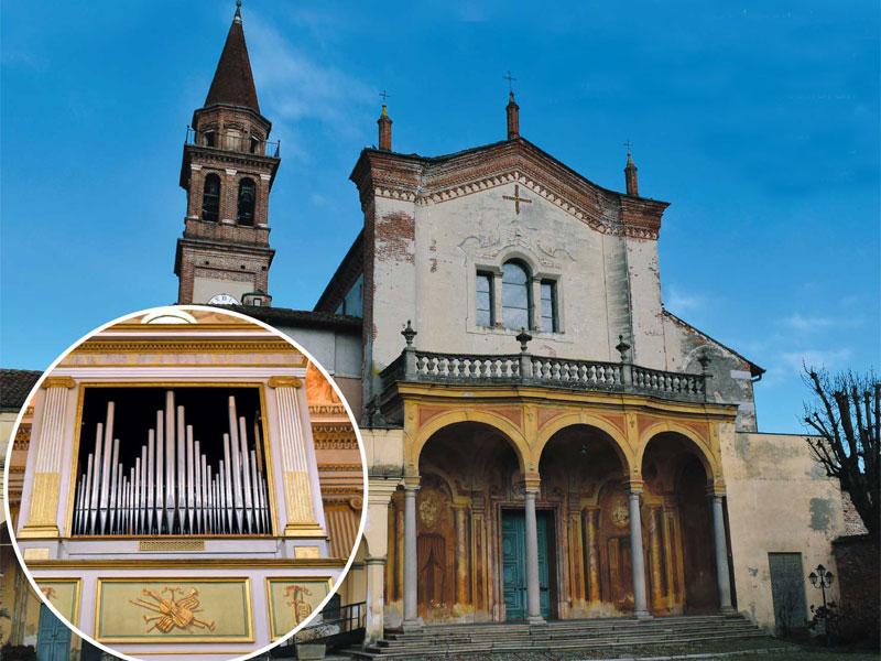 L'abbazia dei Gerolamini: un itinerario tra musica e arte