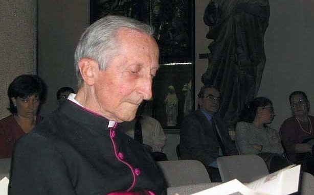 Monsignor Luciano Migliavacca