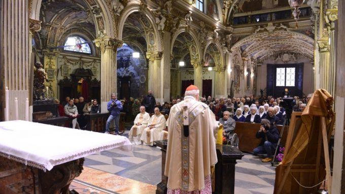 Paolo VI_Sacro Monte_scola