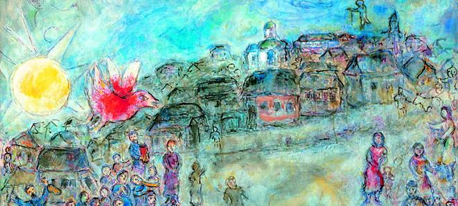 Figliol Prodigo Chagall