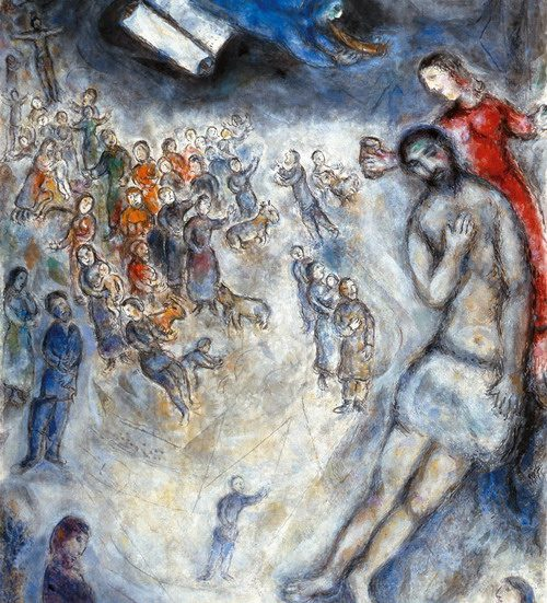 Giobbe Chagall