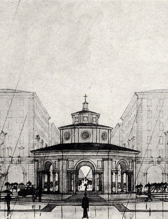 Milano Mai vista Triennale
