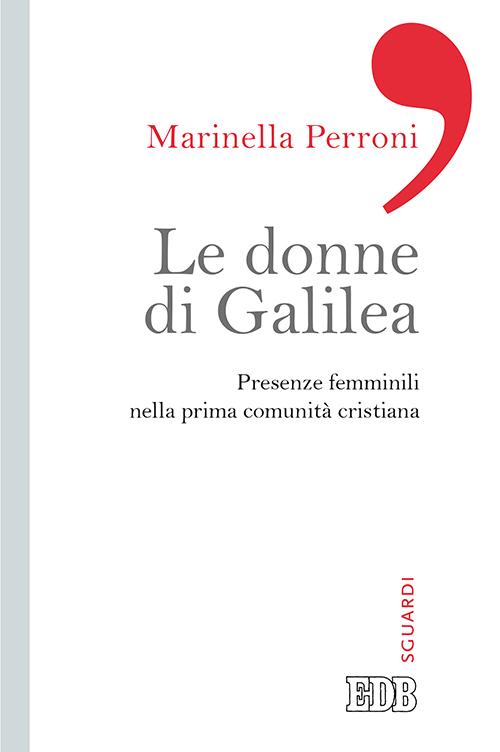 Marinella Perroni EDB Donne Galilea