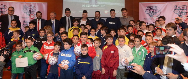 Gazzetta Cup 2015