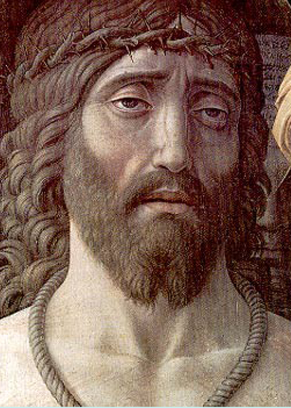 passione di cristo secondo matteo
