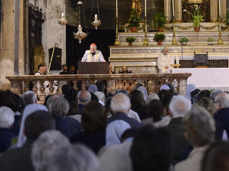 veglia preghiera migranti morti 2015